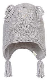 Organic Earmuff Owl Ash