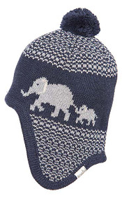 Earmuff Elephant Midnight