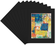 5x7 Picture Mats For 4x6 Photos - Pack of 100
