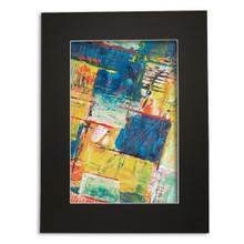 18x24 crescent photo mat board, custom or pre-cut