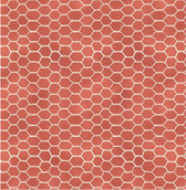 Early To Rise - Chicken Wire Red