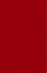 Wilmington Prints- Eseential Red Carpet- Dotty Dots Red on Red
