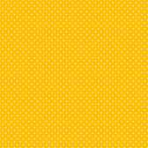 Quilting Treasures- Blenders- Sorbet Essentials- Yellow Mini Dot