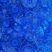Quilting Treasures- Bohemian Rhapsody-Bell Bottom Blues