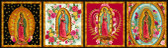 Our Lady Of Guadalupe Panels