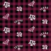 Texas A&M Plaid