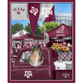 Texas A&M Tailgate Panel