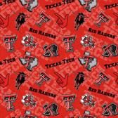 Texas Tech Tone-on-Tone