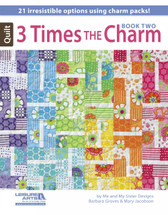 Leisure Arts - 3 Times the Charm Book 2 #5952