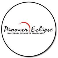 "Pioneer Eclipse BA013000 - BRUSH, 16"", W/P-74 LUGS"