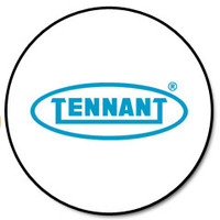 Tennant 1011882 - SEAL, BULB, STR, SNAP-IN, EPDM, BULK