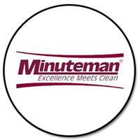 Minuteman  383274 - SQUEEGEE BLADE, REAR RED