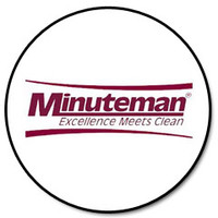 Minuteman  01E300120 - USE 01E300110 BROWN RUBBER REAR SQEEGEE