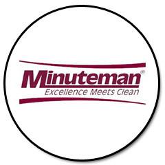 Minuteman  01E300130 - FRONT SQUEEGEE BLADE GREY RUBBER SH40