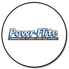 Powr-Flite 03-6666-0500 - HC250 BOTTOM COVER