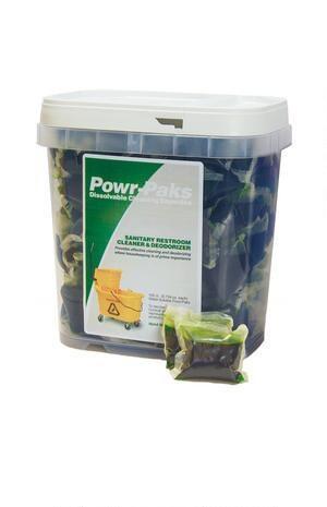 Powr-Flite SR100 - RESTROOM CLEANER FOR MOPS
