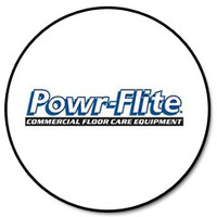 Powr-Flite X1149 - 13 BRUSH HOUSING AND BUMPER METAL FLOOR MACHINE