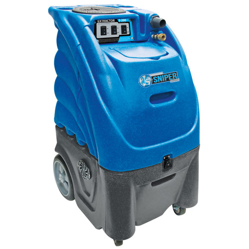 500 psi heated carpet extractor