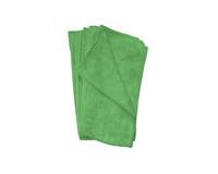 Microfiber towels green, JPM16G