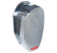 Air BOSS Hand Dryer - Chrome