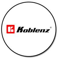 Koblenz 00-1706-1 - dual-hole burnisher motor