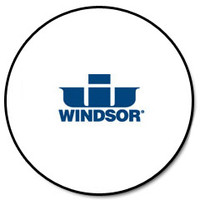 Windsor 8.629-654.0 - VACSHOE, 13IN W/ WIPER
