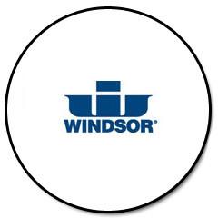 Windsor 8.640-654.0 - WHEEL, 8in. X 2in., DRIVE, GREY
