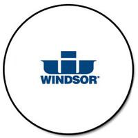 Windsor 9.800-006.0 - LABEL, HOT/CALIENTE w/ARROWS