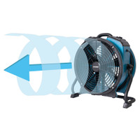 "XPOWER FC-420 Multipurpose Sealed Motor 18"" Pro Air Circulator Utility Fan"