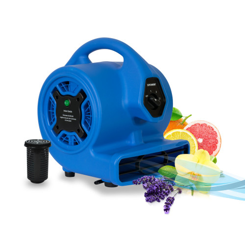 Scented Air Mover Xpower P-150N with Ionizer