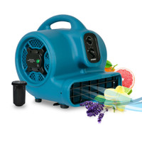 XPOWER P-450NT 1/3 HP Scented Air Mover with Ionizer