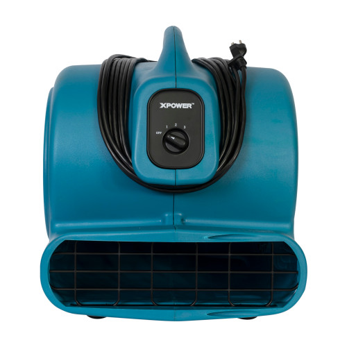 XPOWER X-830 1 HP 3 Speed Professional Air Mover
