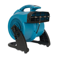 XPOWER FM-48 1/8 HP, 600 CFM, 3 Speed Portable Outdoor Cooling Misting Fan