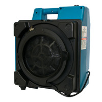 XPOWER X-2580 Air scrubber Commercial 4 Stage Filtration HEPA+ Activated Carbon Filter Purifier System Air scrubber, Negative Air Machine, Airbourne Cleaner