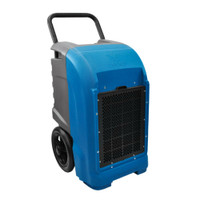 XPOWER XD-125 Industrial Commercial Dehumidifier to Dry basements, Large Rooms, Work Sites- Flood Damage Treatment, Moisture, and Prevent Mold