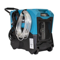 XPOWER XD-85L Industrial Commercial LGR Dehumidifier for Basement, Large Rooms, Work Sites, Hotel-Flood Damage Treatment, Moisture removal in an extreme environments