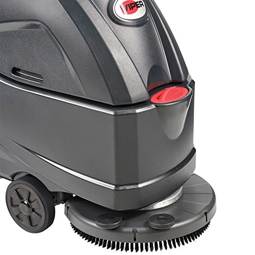 Viper Cleaning Equipment 56384810 AS5160 Walk Behind Automatic Scrubber with Pad-Assist Drive,105 A/H Wet Batteries, 10 Amp Charger