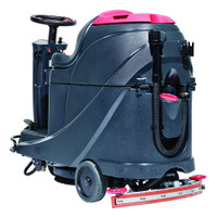 "Viper Floor Scrubber 56385073 AS530R 20"" Ride On Scrubber with Pad Driver and Brush (140 Ah Wet Batteries)"