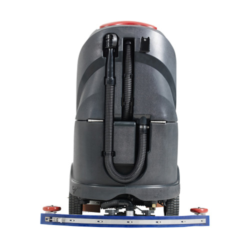 "Viper Floor Scrubber 50000318 AS710R 28"" Ride On Scrubber with Pad Driver and Brush (245 Ah AGM Batteries)"