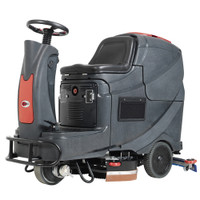 """Viper Floor Scrubber 50000318 AS710R 28"""" Ride On Scrubber  with Pad Driver and Brush (245 Ah AGM Batteries)"""