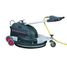 "Viper DR2000DC Dragon Series Dust Control Floor Burnisher, Folding Handle,2 5"" Wheels"