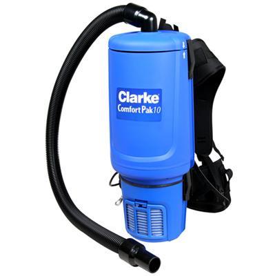 Clarke Comfort Pak backpack vacuum - 10qt.
