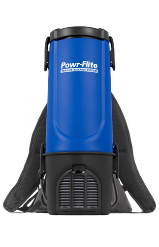 Powr-flite BP4S Pro-Lite Backpack Vacuum 4 qt