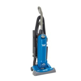"Powr-flite PF14 Dual Motor Upright Vacuum 14"" with Tools"