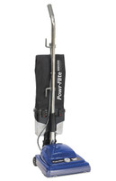 "Powr-flite PF716DC Bagless Commercial Upright Vacuum 16"" w/QT and Wide Track (PF716DC)"