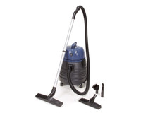 Powr-flite Wet PF51 Dry Vacuum 5 Gallon with Tool Kit - Polyethylene Body