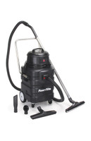 Powr-flite PF56 Wet Dry Vacuum 20 Gallon with Poly Tank and Tool Kit ( PF56)