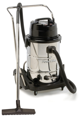 Powr-flite PF57 Wet Dry Vacuum 20 Gallon Dual Motor with Stainless Steel Tank (PF57)