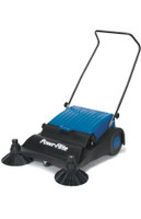 "Powr-flite PS320 Manual Push Sweeper 32"" ( PS320)"