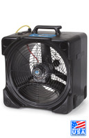 Powr-flite PDF5DX F5 Axial Fan / Air Mover with Handle and Wheels ( PDF5DX)